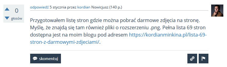 buzz marketing z linkiem na forum