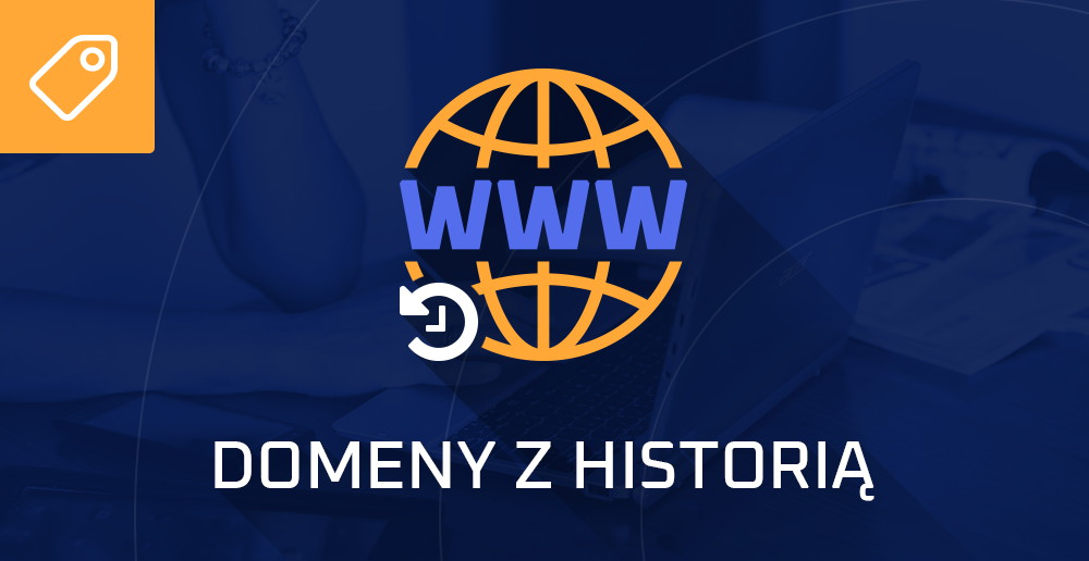 domeny z historią